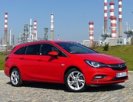 Opel Astra 5 Sports Tourer Affaire