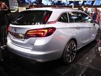 photo de Opel Astra 5 Sports Tourer