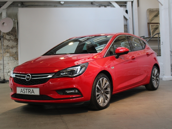 Photo opel astra 2018