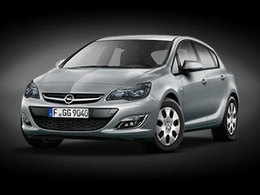 Opel Astra Affaire