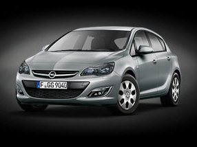 Photo opel astra 1996