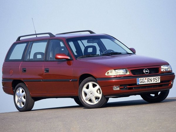 Photo opel astra 1997