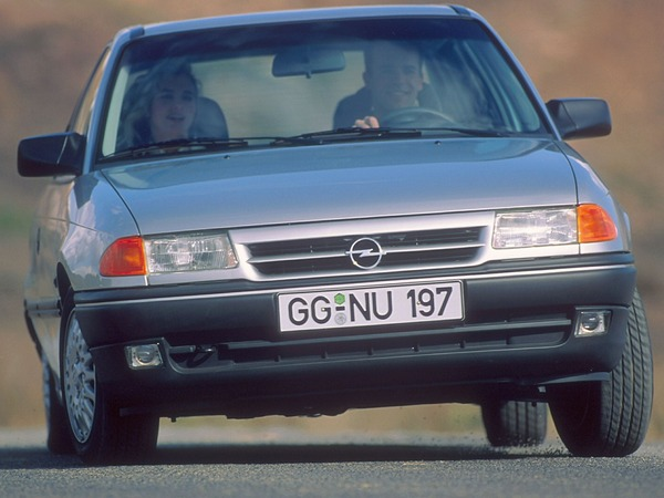 Photo opel astra 1998