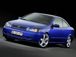 Opel Astra 2 Coupe