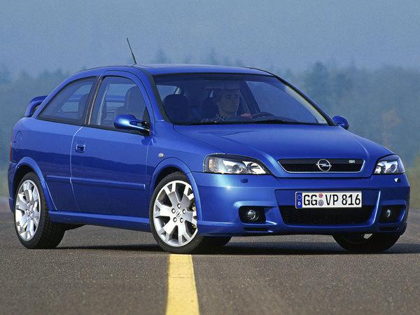 Opel Astra 2 Opc