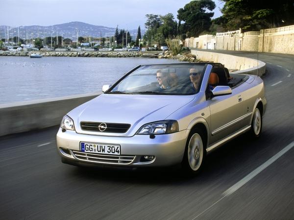 Opel Astra 2 Cabriolet