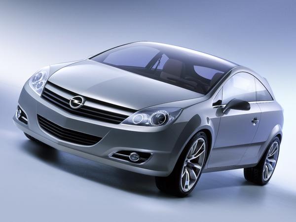 OpelAstra Gtc Concept