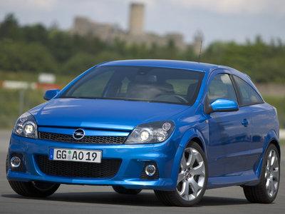Opel Astra 3 Gtc Opc