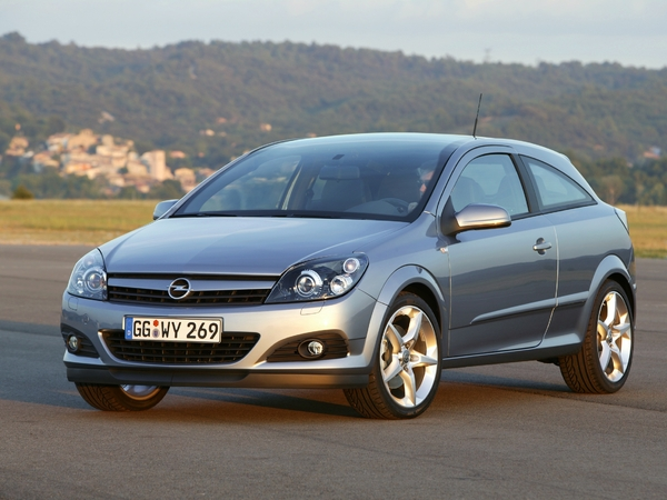 Photo opel astra 2010