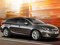 photo de Opel Astra 4 Sports Tourer Affaire