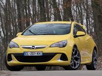 photo de Opel Astra 4 Gtc Opc