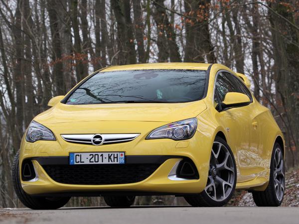 Opel Astra 4 Gtc Opc