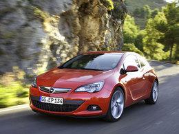 photo de Opel Astra 4 Gtc