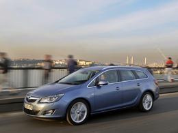 Opel Astra 4 Sports Tourer