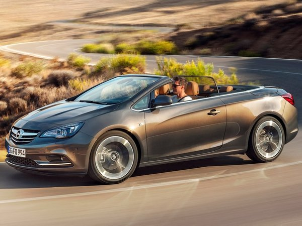 Photo opel cascada