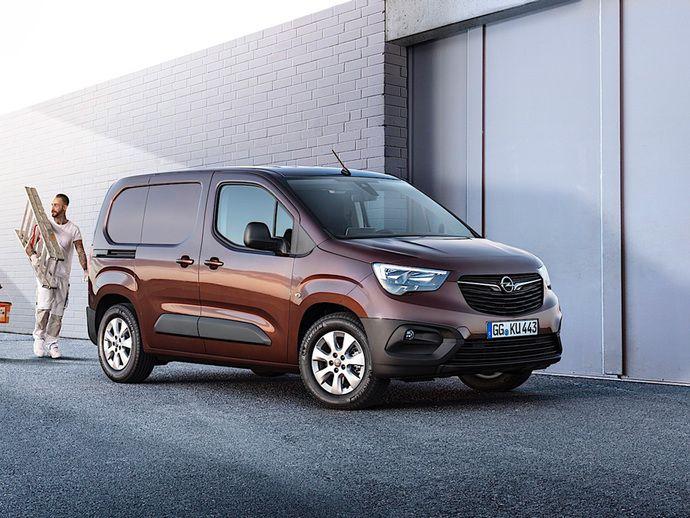 Opel Combo Cargo 4