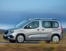 photo de Opel Combo Life