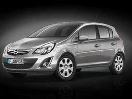 Opel Corsa 4 Affaire