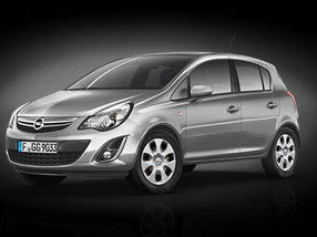 Photo opel corsa 2016