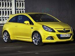 Opel Corsa 4 Opc
