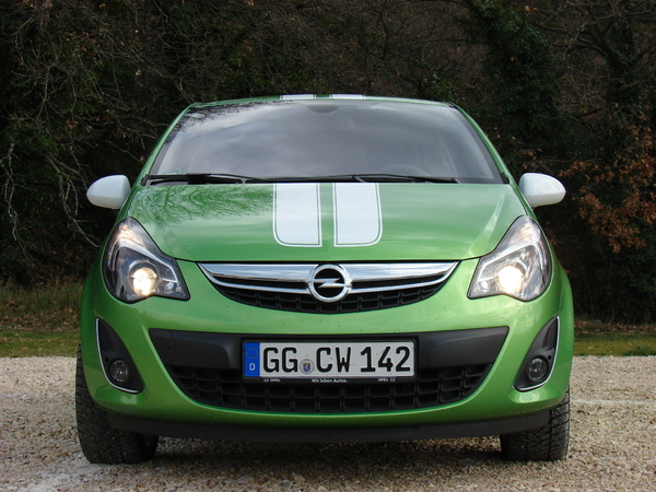 Photo opel corsa 2010
