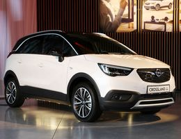 fiche technique opel crossland x 1 2 ecotec turbo 110 edition 2017. Black Bedroom Furniture Sets. Home Design Ideas