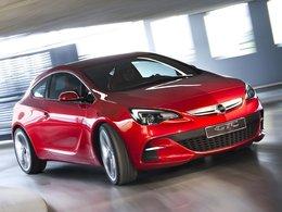 Opel Gtc Concept Paris