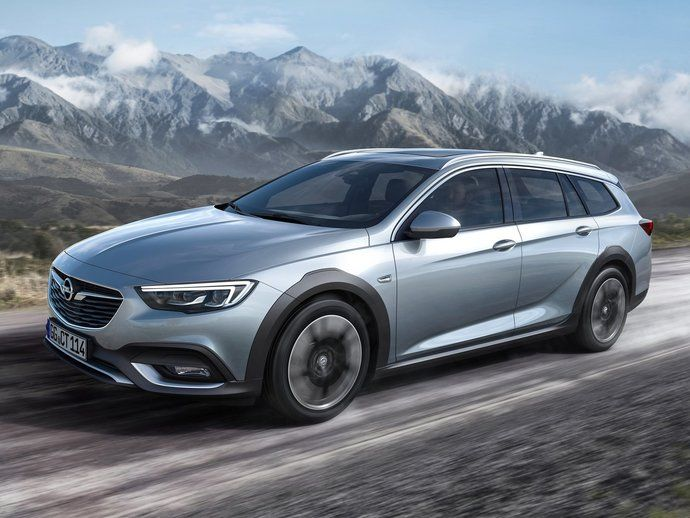 Opel Insignia 2 Country Tourer