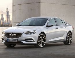 photo de Opel Insignia 2 Grand Sport