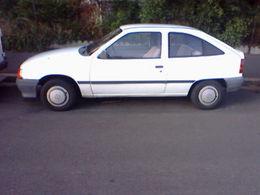 Opel Kadett Societe