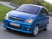photo de Opel Meriva Opc