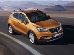 photo de Opel Mokka X