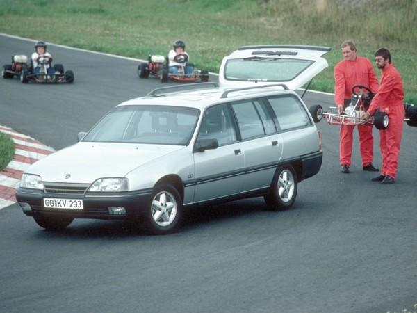 Photo opel omega 1989