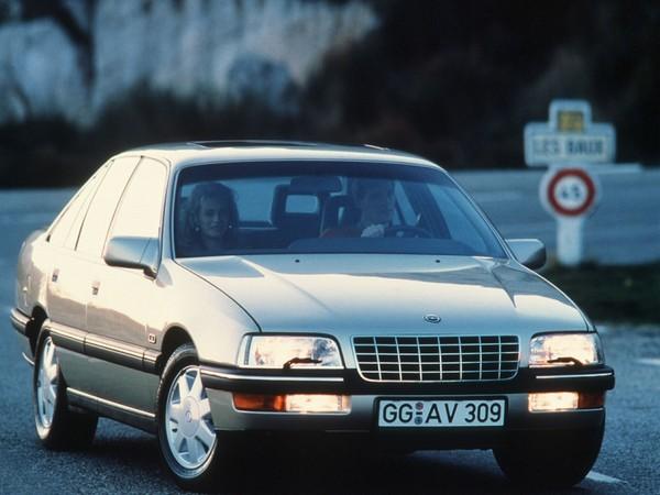 Opel Senator 2