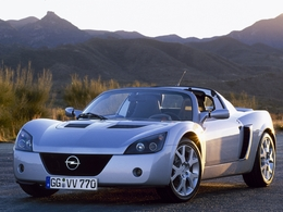 photo de Opel Speedster
