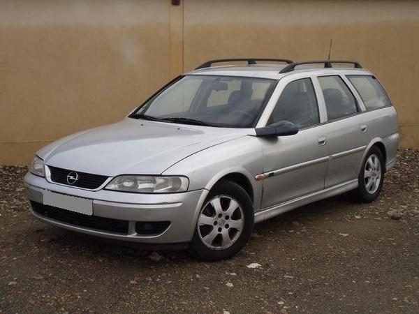 Photo opel vectra 2000