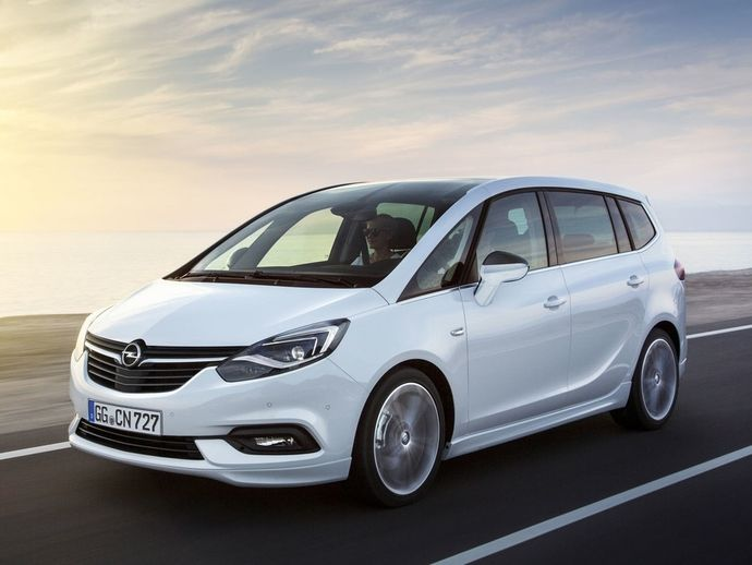 Photo OPEL ZAFIRA