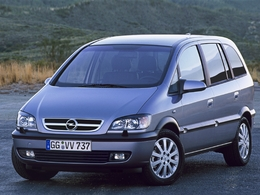 photo de Opel Zafira