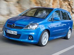 Opel Zafira 2 Opc