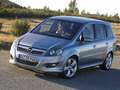Avis Opel Zafira 2
