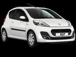 Peugeot 107 Societe