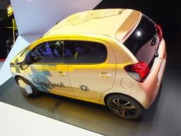 Peugeot 108 Tatoo Concept