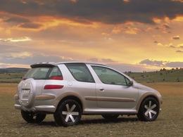 Peugeot 206 Concept