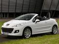 Toutes les fiches techniques Peugeot 207 Cc