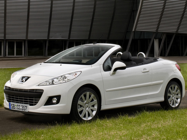 peugeot 207 cc essais fiabilit avis photos vid os. Black Bedroom Furniture Sets. Home Design Ideas