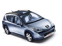 Peugeot 207 Concept Outdoor