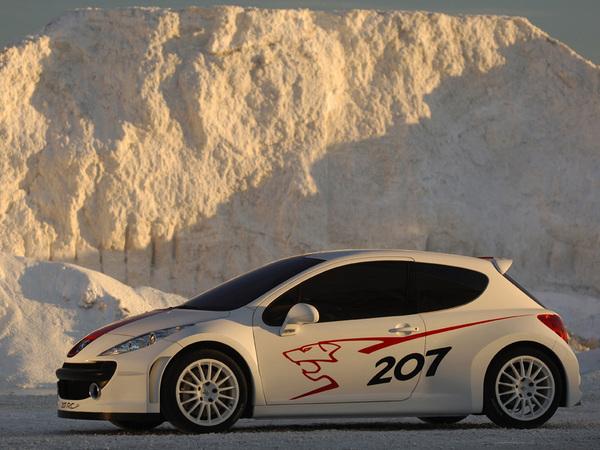 Peugeot207 Concept Rcup