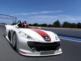Peugeot 207 Concept Spider