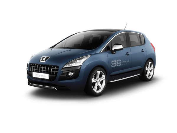 Peugeot3008 Concept