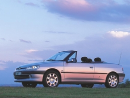 argus peugeot 306 1996 cabriolet 1 8 roland garros. Black Bedroom Furniture Sets. Home Design Ideas